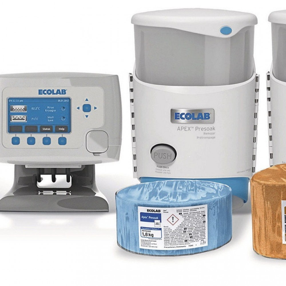 Ecolab dosing systems