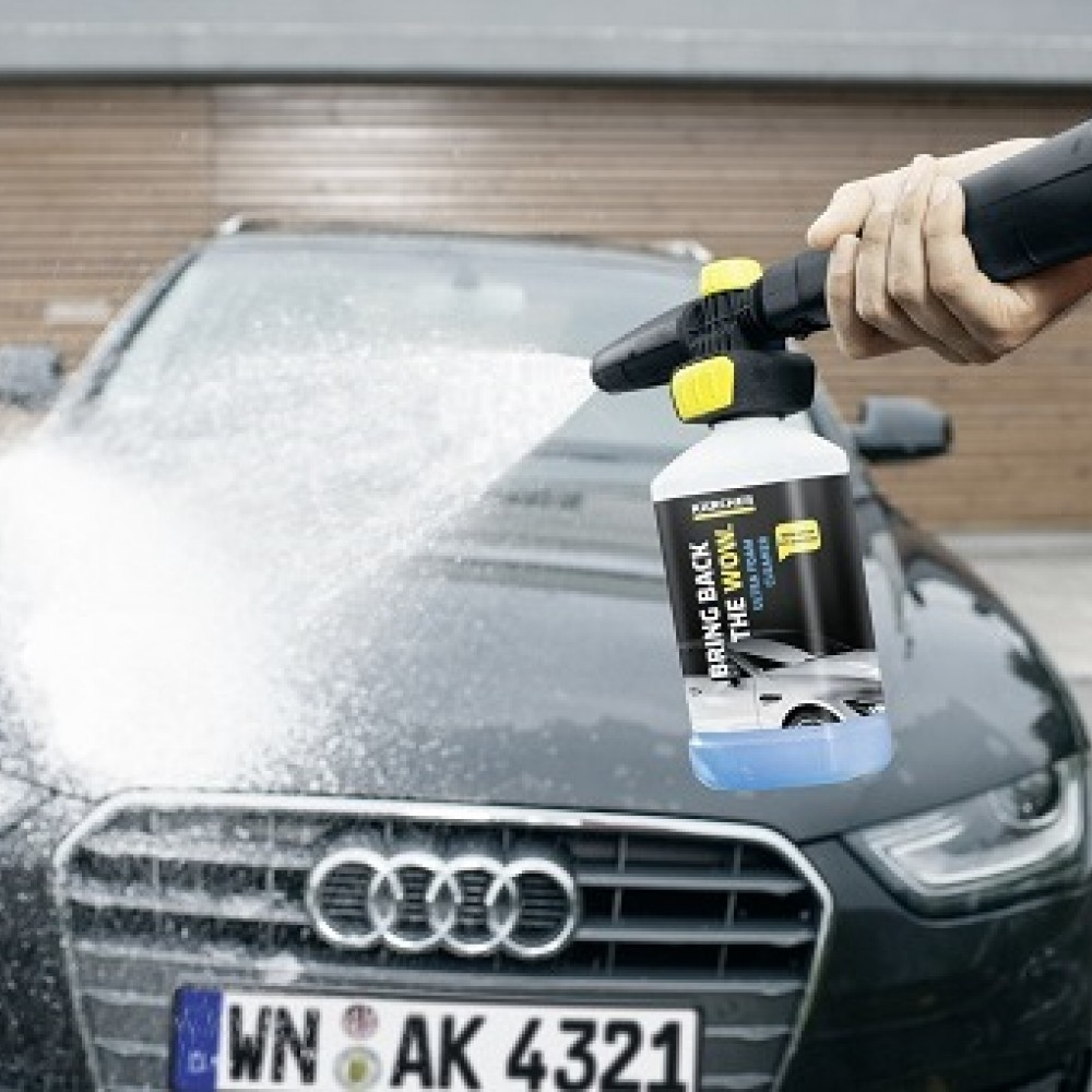 Vehicle cleaning and care